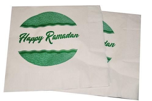 Ramadan Design Party Napkins (Pack of 20)