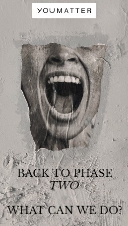 Back2Phase2 - Who's at fault?