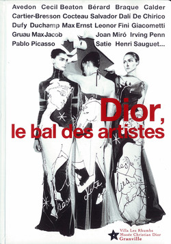 Dior, le bal des artistes