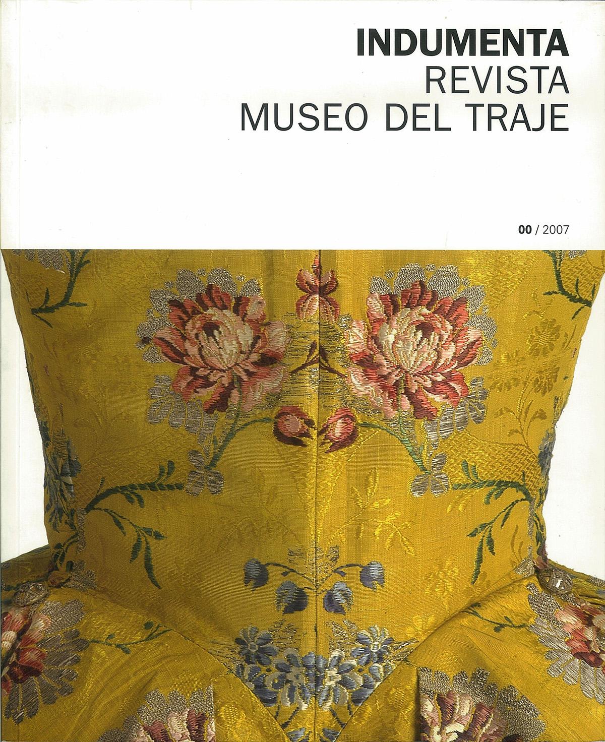 Revista Museo del Traje