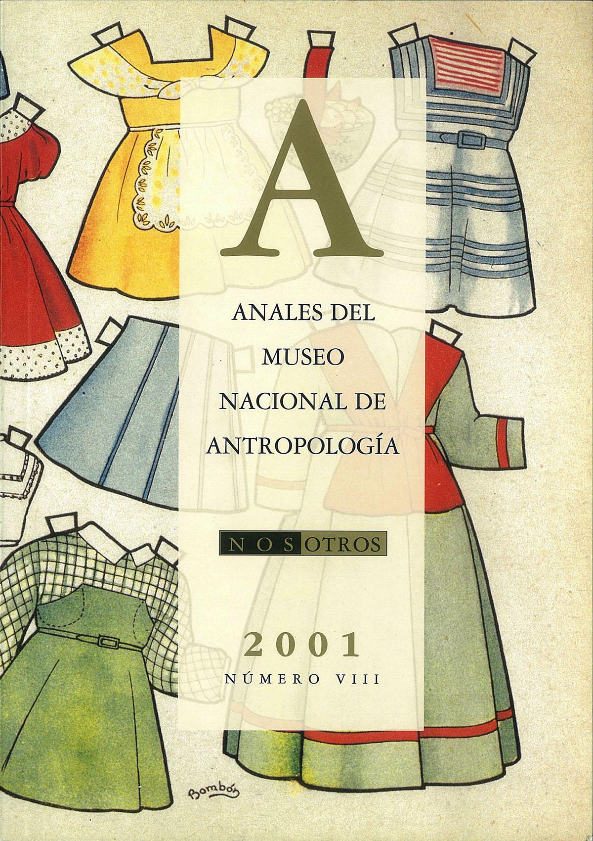 Anales del museo nal de Antropología