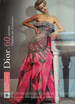Dior : 60 années hautes en couleur