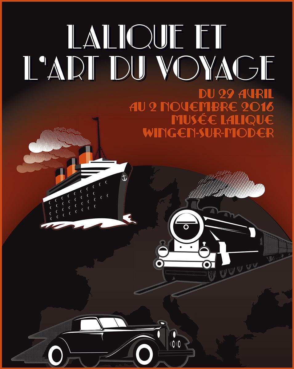 Lalique et l'Art du Voyage