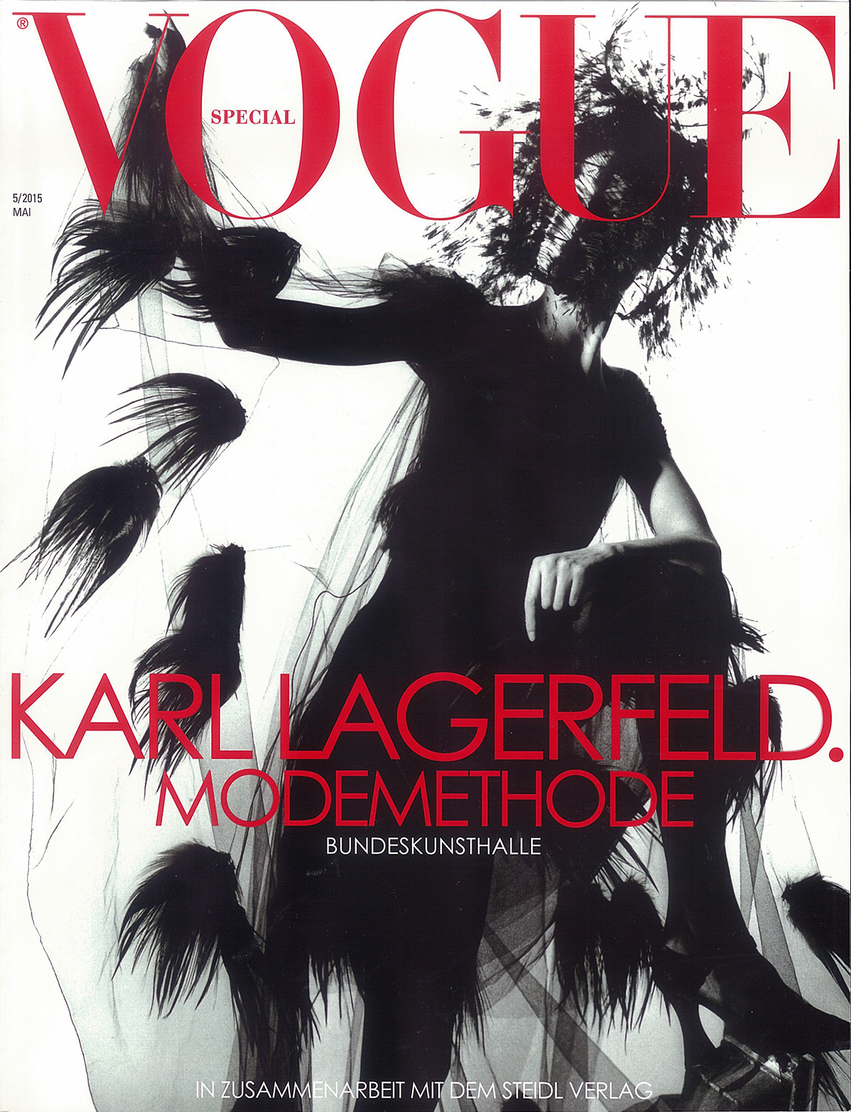 Karl Lagerfeld, Modemethode