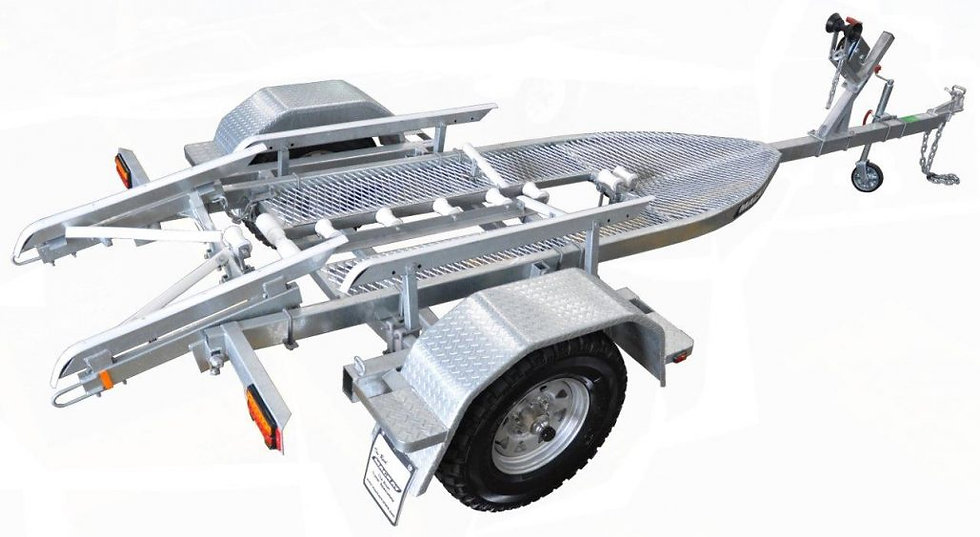 KRX Series (Off Road Trailer)