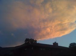 Clouds in Colorado