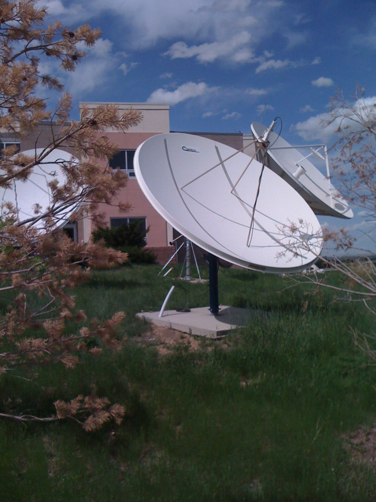 Weather Satellite Dish