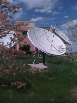 Weather Satellite Dish