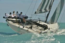 Sailing in Key West race week