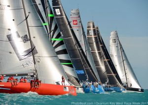 Sailing Regatta in Key West