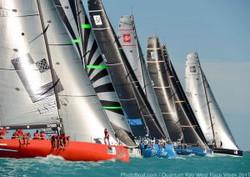 Sailing Regatta in Key West