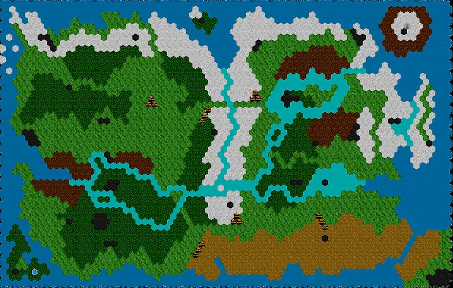 Rune Gods Map