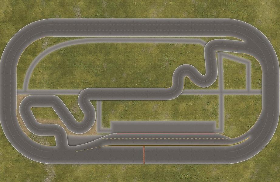 racetrack mats