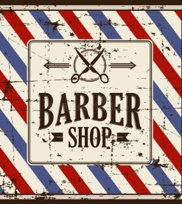 Barbers sign