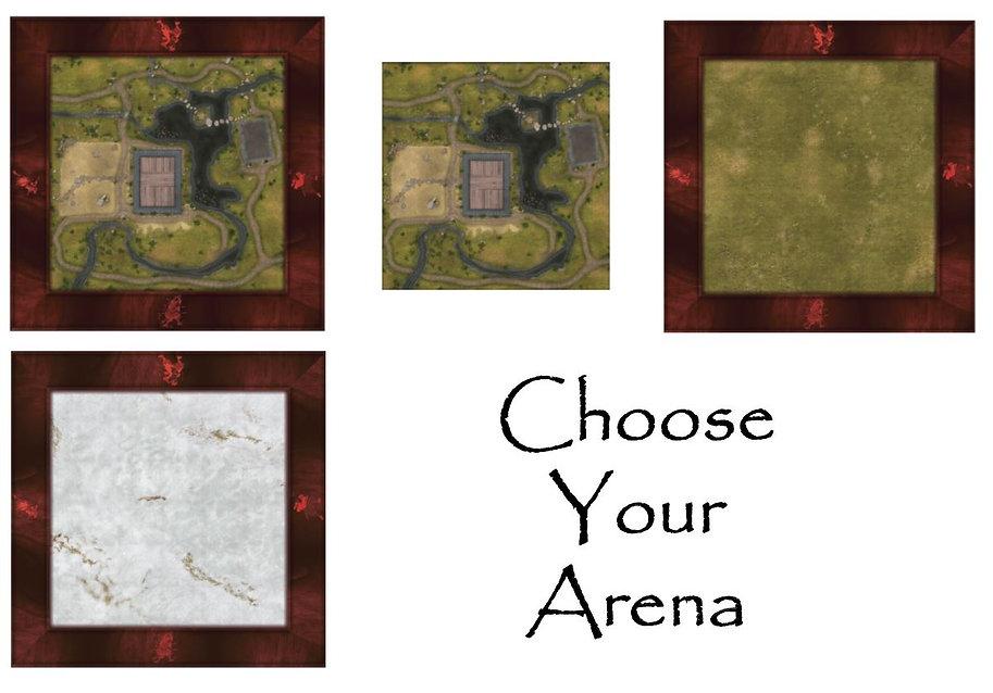 Test of honour mats
