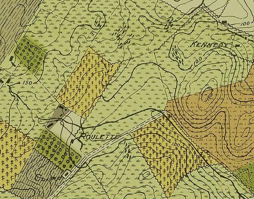 Cutom colour maps