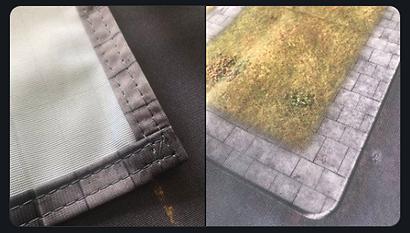 cloth tabletop