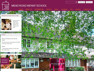 Mead Road School get a new web site