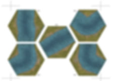 hex tile systems