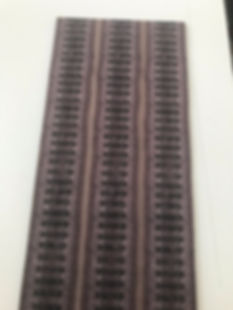 6mm railway strips