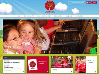 Painters Ash School get a new web site