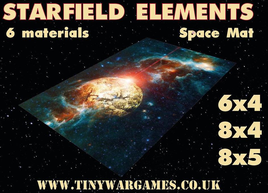 starfield elements