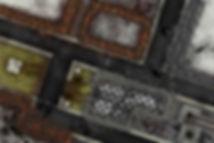 Ruined city mat