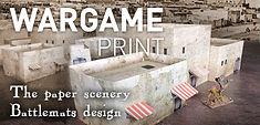 Wargame Print
