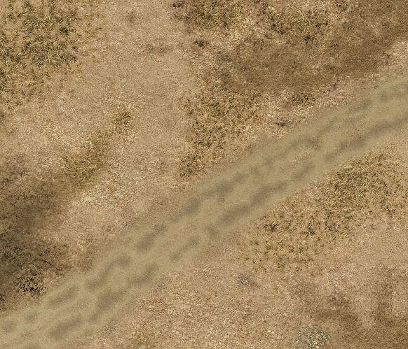 grass mat detail