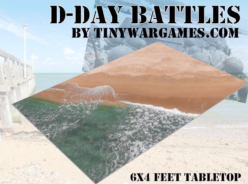 DDay mats