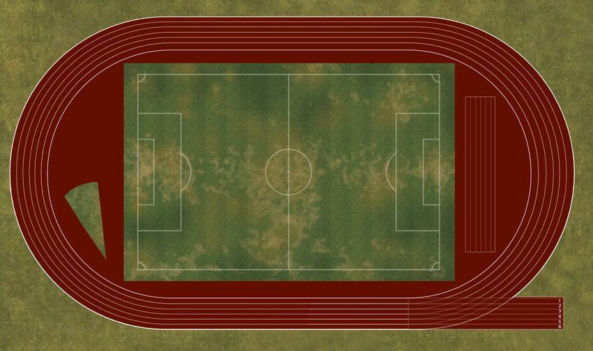 custom subbuteo pitches