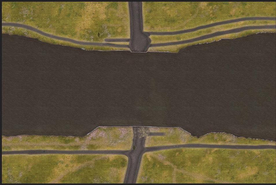 pegasus bridge mat