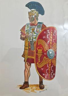 Roman illustration