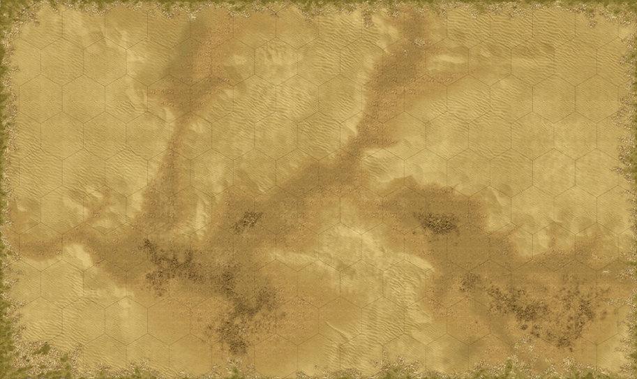 hex desert