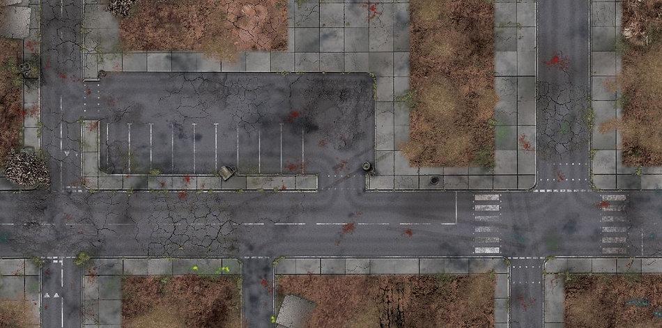 zombie uk mat detail