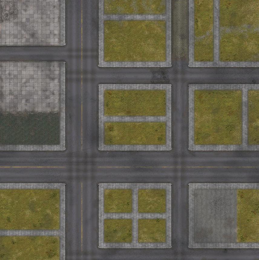 Chicago Way mat