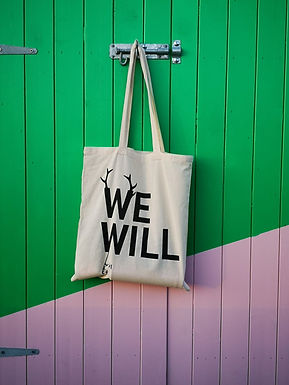 'We Will' Tote Bag