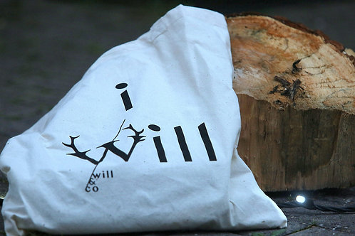 'I Will' Tote Bag