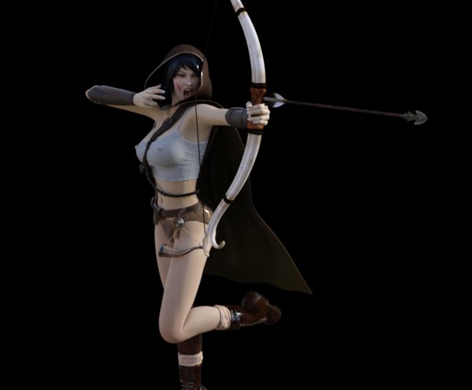 irene warrior