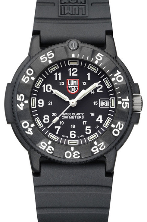 Luminox Navy Seal Dive Watch Ticket
