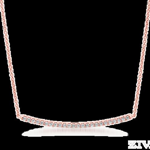 Diamonds Direct Diamond Bar Necklace Ticket