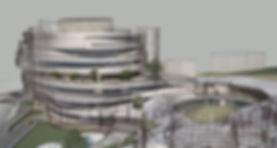 Проект здания строительство