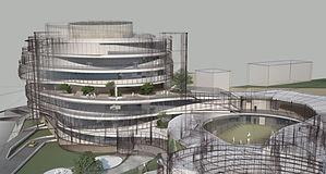 Plano Edifício II
