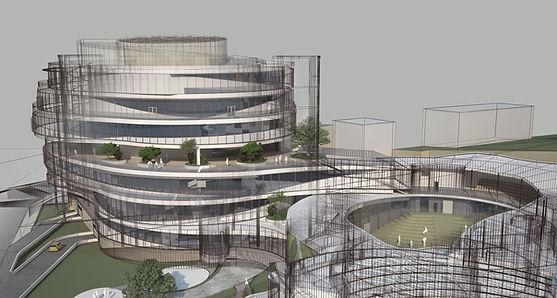 Plan budynku II