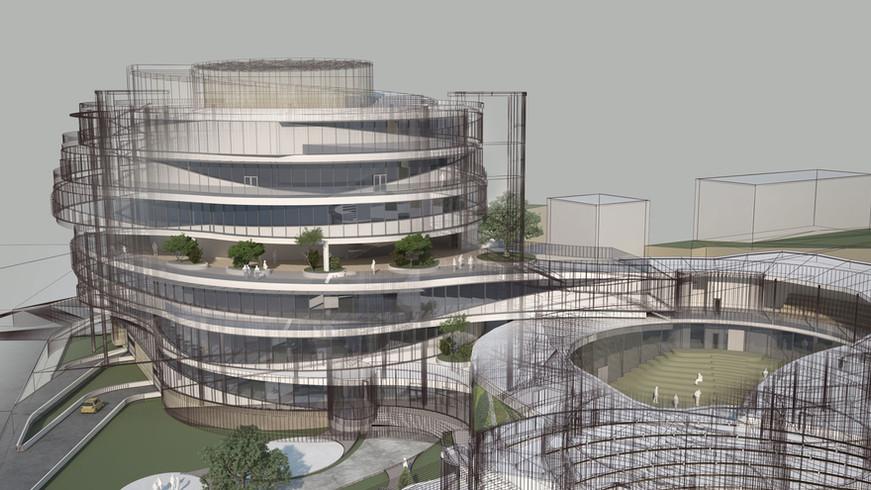 Building Plan II