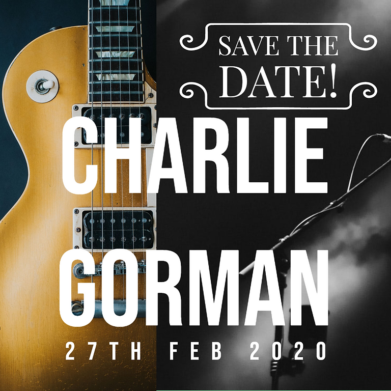 Charlie Gorman at the CHC