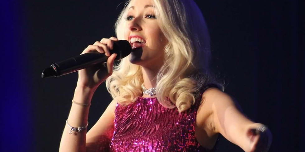 Kirsten sings at The Paisley Abbey