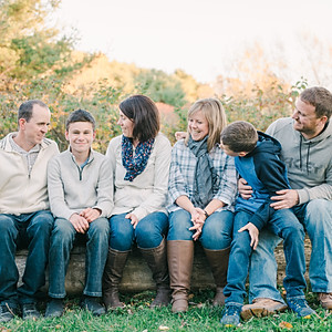 Brett's Beautiful Family Day