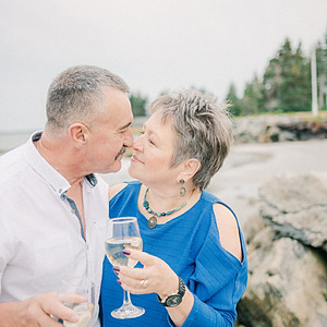 Kathy's and Bernie's 40th Wedding Anniversary
