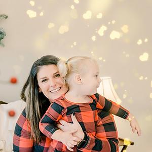 Megan and Harper: Christmas 2019